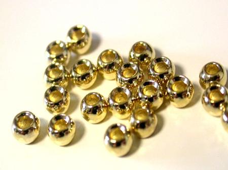 Tungsten Beads - Gold