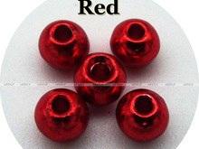 Tungsten Beads - Red