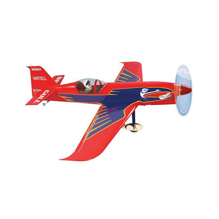 Turbo Raven 46-55 ARF, by Seagull Models