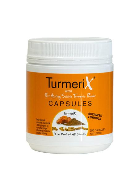 TurmeriX Capsules 250's