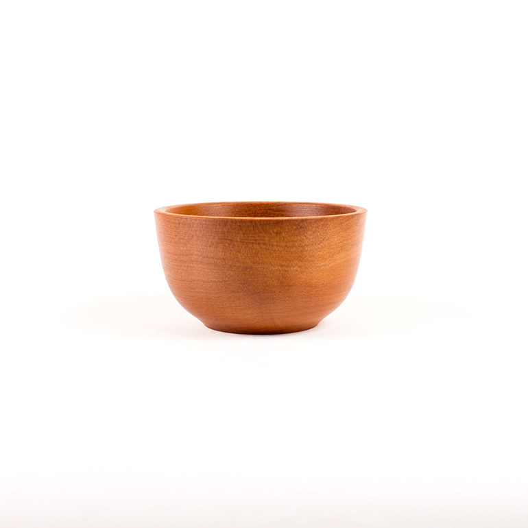 turned bowl - ancient kauri