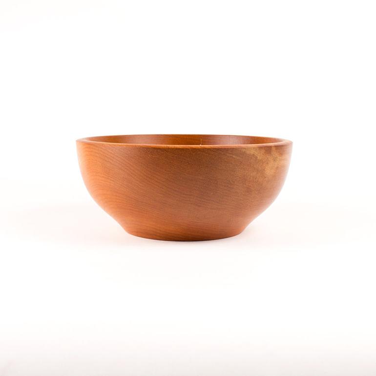 turned bowl - ancient kauri