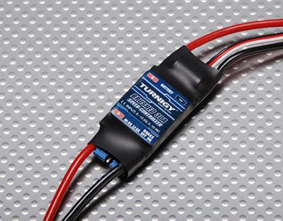 Turnigy 30 Amp Brushed ESC