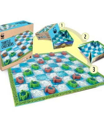 Turtle Checkers *NEW*