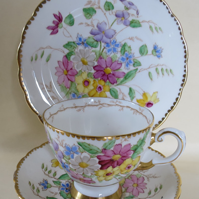 Tuscan fine bone china