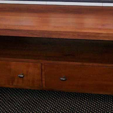 Bexton TV Stand Two Drawer