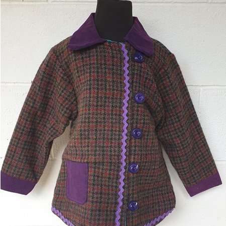 Tweed Jacket Size 4