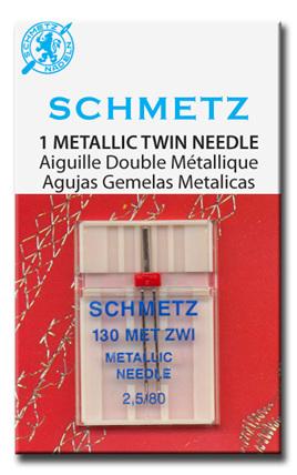Twin Needle Metallic