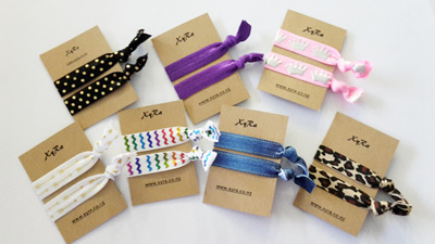 Twin Pack Hair Ties
