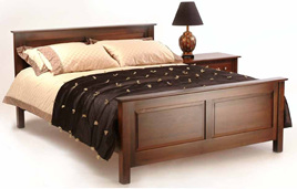Orchard Road Twin Panel Bed