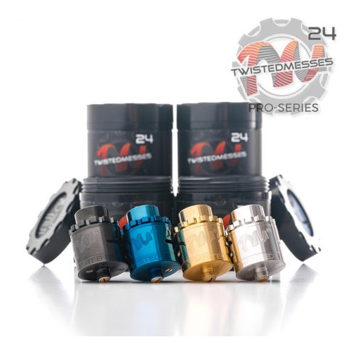 Twisted Messes 24mm Pro Series RDA