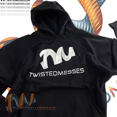 Twisted Messes Hoodie