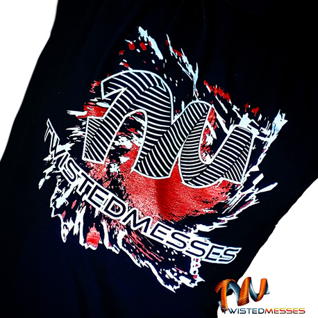 Twisted Messes T-Shirt Style 2