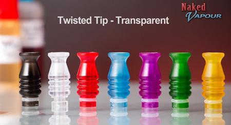 Twisted Tip - Transparent