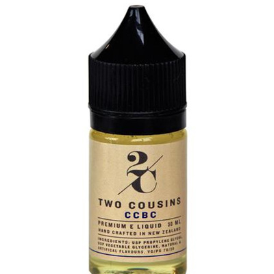 Two Cousins - CCBC - 30ml - e-Liquid