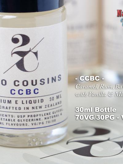 Two Cousins - CCBC - 30ml - e-Liquid