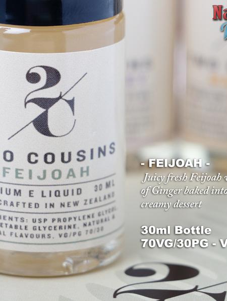Two Cousins - Feijoah - 30ml - e-Liquid