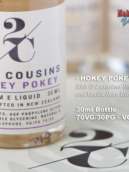 Two Cousins - Hokey Pokey - 30ml - e-Liquid