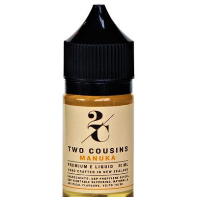 Two Cousins - Manuka - 30ml - e-Liquid