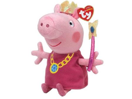 TY Beanie Peppa Pig Princess