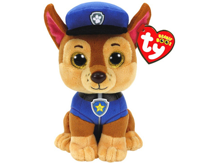 Ty Toy Paw Patrol Chase