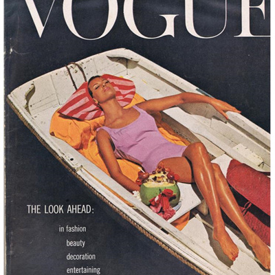 UK Vogue Magazines 1960's