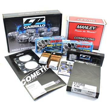 Ultimate 2JZ Engine Rebuild Package - Cometic Head Gasket 1.3mm 8.5:1 CR