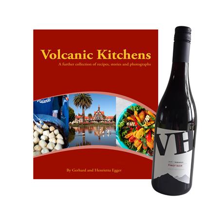 Ultimate Bundle 1: Volcanic Kitchens & Volcanic Hills Wine