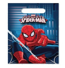 Ultimate Spiderman - Loot Bags x 8