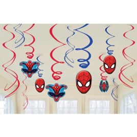 Ultimate Spiderman Swirls - Large