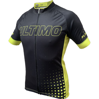 Ultimo NZ Made Cycle Jersey