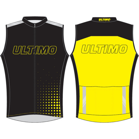Ultimo NZ Made Cycling Vest