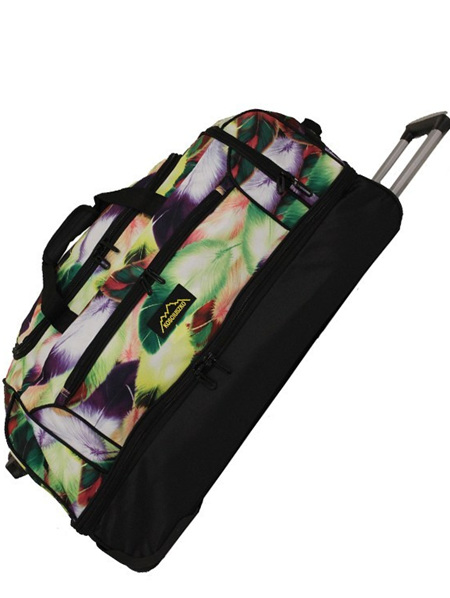 Ultra-light Duffle Wheel bags and Sports Grips