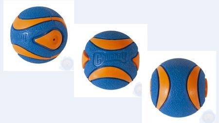 Ultra Squeaker Ball Lge - 1pk