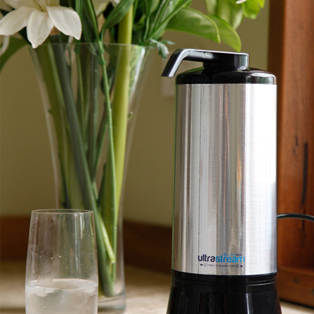 UltraStream Hydrogen Rich Water Ionizer Filter