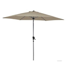 Umbrella Canvas Cream 230cm