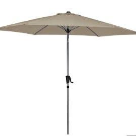 Umbrella Canvas Cream 230cm