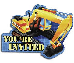 Under Construction - Invites