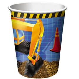 Under Construction - Party Cups