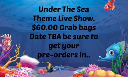 Under The Sea Themed Live Show