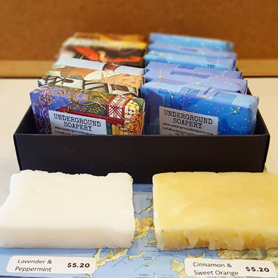 Underground Soapery Classic Blends Soap