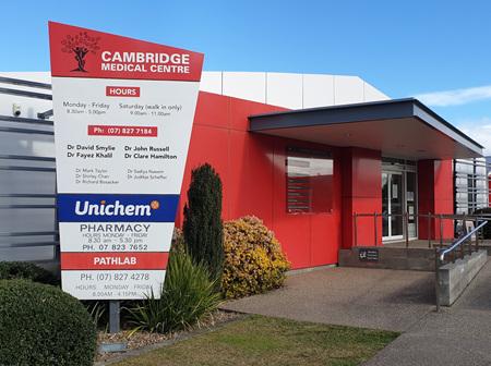 Unichem Cambridge Medical Pharmacy
