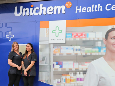 Unichem Health Centre Pharmacy (Tokoroa Hospital Branch)