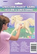 Unicorn Blindfold Party Game