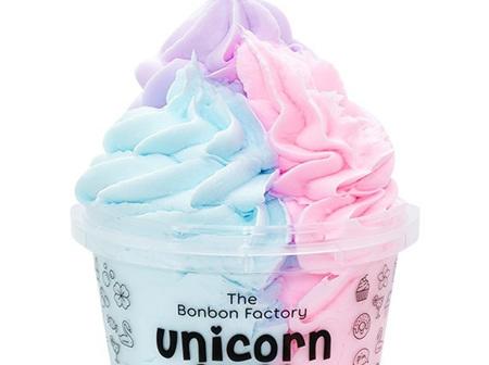 Unicorn Fluff Body Wash & Shave Mousse
