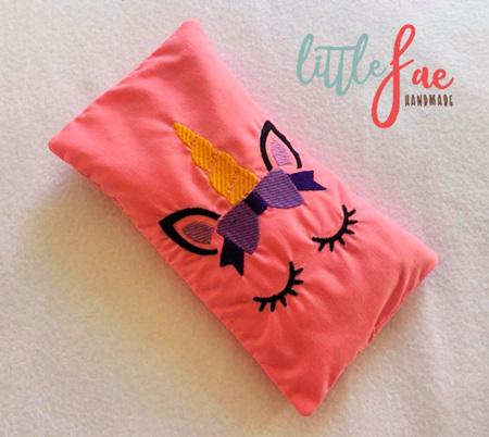 Unicorn Heat Bag