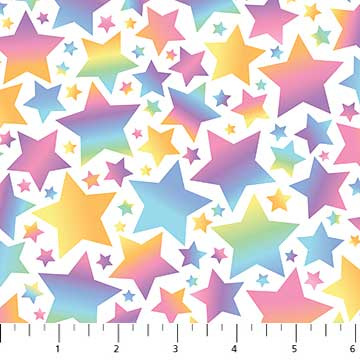 Unicorn Magic - Rainbow Star