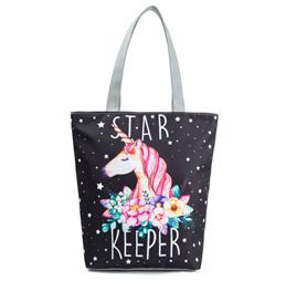 Unicorn Star Keeper Shoulder Bag
