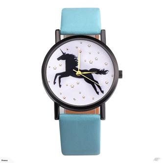 Unicorn & Stars Watch *Blue*