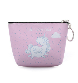 Unicorn Time - Welcome to my party Coin Purse